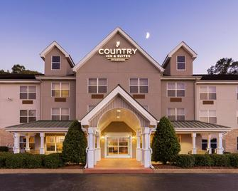 Country Inn & Suites by Radisson, Tuscaloosa, AL - Tuscaloosa - Building