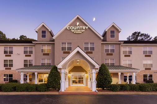 Country Inn & Suites by Radisson, Tuscaloosa, AL - Tuscaloosa - Edificio