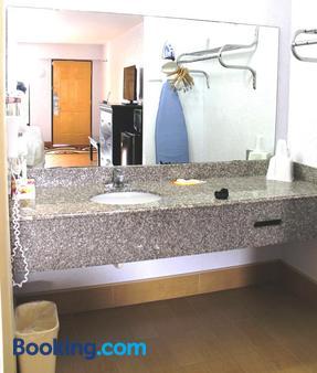 Fairway Inn - Bãi biển Fort Walton - Phòng tắm