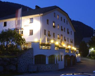 Hotel Weiler - Obertilliach - Building