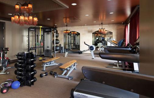 Hotel ZaZa Dallas - Dallas - Gym
