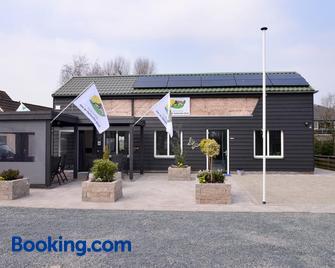 Guest House Aan de Hollandse Ijssel - Montfoort - Gebäude