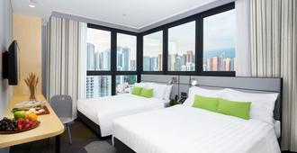 Hotel Ease Access Tsuen Wan - Hong Kong - Bedroom