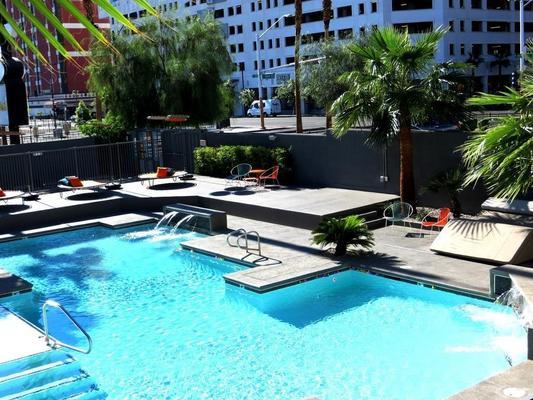 黄金斯派克綠洲酒店 - 拉斯維加斯 - 拉斯維加斯 - 游泳池