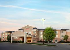 Fairfield Inn & Suites by Marriott Redding - ردينغ - مبنى