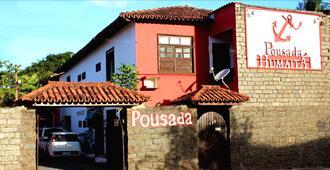 Pousada Humaitá - Itacaré - Κτίριο
