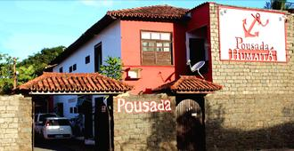Pousada Humaitá - Itacaré - Toà nhà