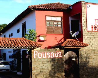 Pousada Humaitá - Itacare - Gebäude