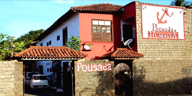 Pousada Humaitá - Itacaré - Building