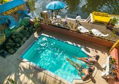 Pousada Casa Do Rio Hostel - Paraty - Pool