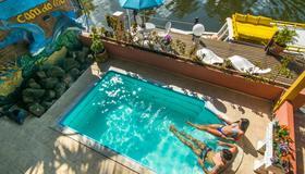 Pousada Casa Do Rio Hostel - Paraty - Πισίνα