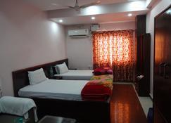 Hotel Tribbhuvan - Ranchi - Bedroom