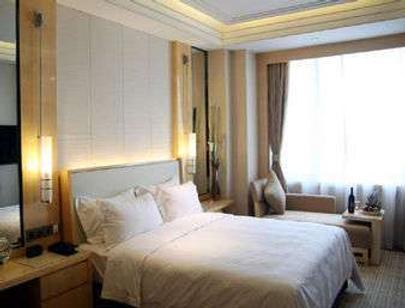Ramada Plaza by Wyndham Qiandeng Kunshan - Kunshan - Phòng ngủ
