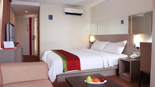 Siti Hotel Tangerang by Horison - Tangerang City - Bedroom