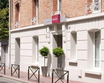 Hôtel Mercure Paris Levallois-Perret - Леваллуа-Перре - Building