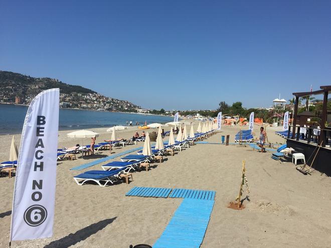 Blue Dream Hotel - Alanya - Beach
