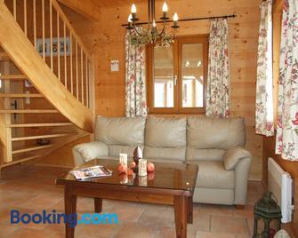Ferienhäuser Aura - Frauenkirchen - Living room