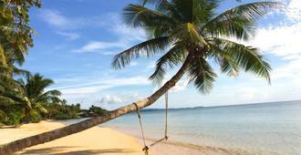 Koh Mak Ao Kao White Sand Beach - Ko Mak - Beach