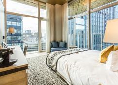 Hotel Musse Ginza Meitetsu - Tokyo - Bedroom