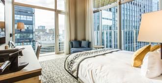 銀座名鐵穆瑟飯店 - 東京 - 臥室