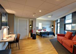 希德哈維恩斯堪迪克酒店 - 哥本哈根 - 哥本哈根 - 臥室