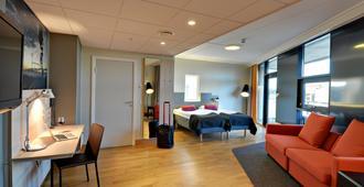 Scandic Sydhavnen - קופנהגן - חדר שינה