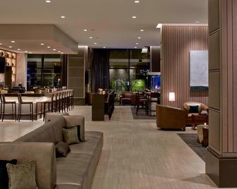 AC Hotel by Marriott Seattle Bellevue/Downtown - Bellevue - Restaurant