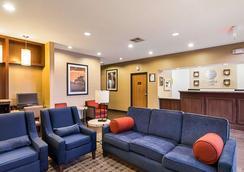 Comfort Inn East - Wichita - Aula