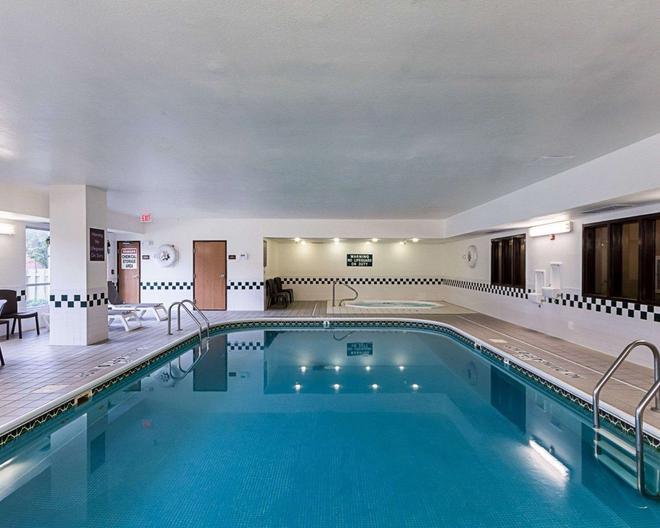 東方凱富酒店 - 威奇塔 - 威奇托 - 游泳池