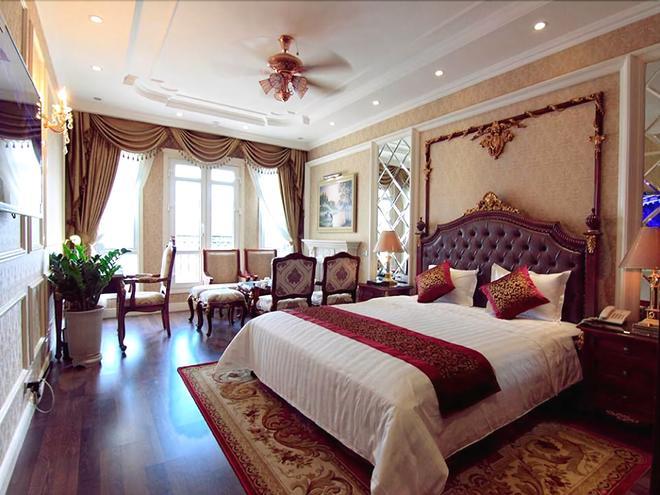 Violin Hotel Ha Noi - Hanoi - Bedroom
