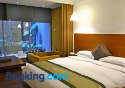 Hotel Double One Beitou - Taipei - Bedroom