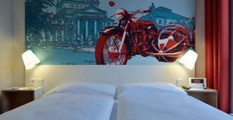 B&B Hotel Bad Homburg - Bad Homburg - Bedroom