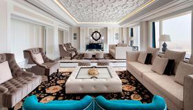 杜拜泰姬宮酒店 - 杜拜 - 杜拜 - 客廳