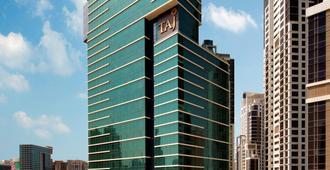 Taj Dubai - Dubaï - Bâtiment