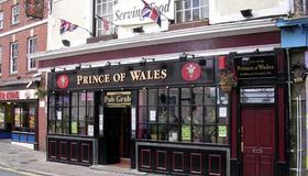 Prince of Wales - Falmouth - Toà nhà