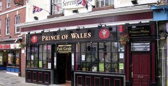 Prince of Wales - פאלמאות' - בניין