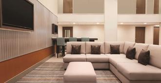 Radisson Hotel Charlotte Airport - שרלוט - סלון