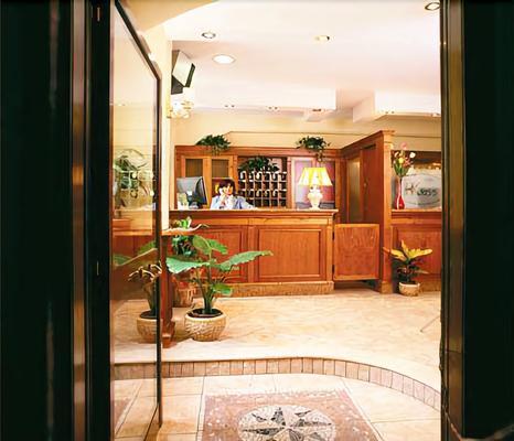 克里斯酒店 - 羅馬 - 羅馬 - 櫃檯