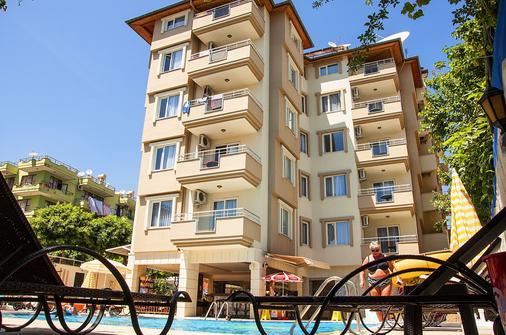 Sunway Apart Hotel - Alanya - Building