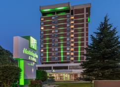 Holiday Inn & Suites Pittsfield-Berkshires - Pittsfield - Bâtiment