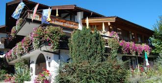 Hotel Pension Heidelberg - Ruhpolding - Edificio