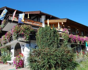 Hotel Pension Heidelberg - Ruhpolding - Rakennus