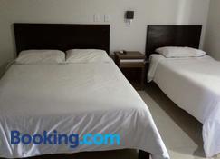 Hotel Serra Verde - Rio Verde de Mato Grosso - Bedroom