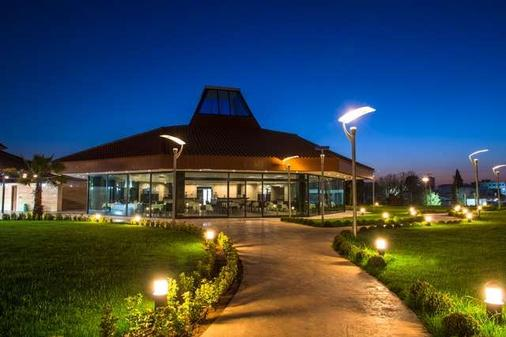 Erbil International Hotel - Erbil - Building