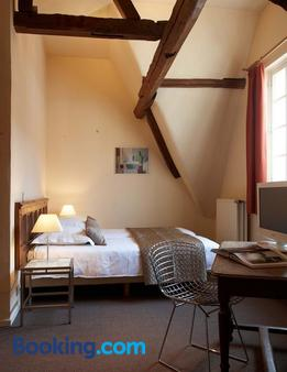 Hotel Adornes - Bruges - Bedroom
