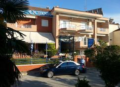 Hotel Oceanis - Kassandreia - Edificio