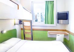 ibis budget Belo Horizonte Minascentro - Belo Horizonte - Bedroom