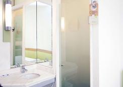 ibis budget Belo Horizonte Minascentro - Belo Horizonte - Bathroom