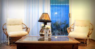 Venado Hostel - Cancún - Living room