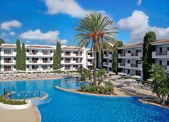 因圖洛特卡拉藍色花園酒店 - 桑坦伊 - 卡拉達沃 - 建築